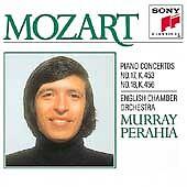 MOZART: PIANO CONCERTOS NOS. 17 & 18 MURRAY PERAHIA ENGLISH CHAMBER ORCHESTRA