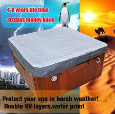 """free shipping hot tub cover cap prevent snow, rain&dust,213x213x30cm84""""x84""""x12"""""""