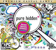 Pure Hidden Hidden Object CD by Premium Casual Games and mumbo jumbo