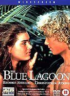 The Blue Lagoon - Brooke Shields (DVD)
