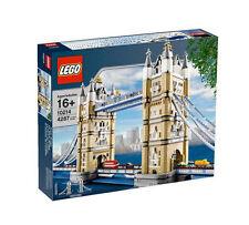LEGO CREATOR - 10214 - ARCHITECTURE - TOWER BRIDGE - BRAND NEW & FACTORY SEALED