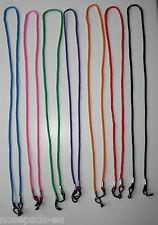 Brillenband ca. 65 cm, 2 Brillenbänder farblich wählbar gemäß Kombination