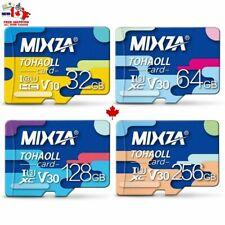 Micro SD Memory Card MIXZA   32GB /64GB /128GB /256GB Micro SD Memory Card