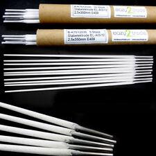 10 Schweißelektroden Aluminium, Alu Stabelektroden ALSi12 von Lincoln WN 3.2581