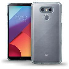 Glossy TPU Gel Case Skin for LG G6 H870 2017 Bumper Soft Cover Screen Protector