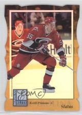 1997-98 Donruss Elite Promos Gold Die-Cut Status #23 Keith Primeau Hockey Card