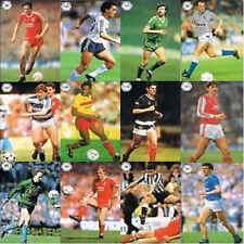 SAINT & GREAVSIE 1988 football (Soccer) card - VARIOUS