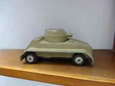 EXTREMELY RARE GAMDA KOOR SABRA  ISRAEL VINTAGE ARMY TANK ARMOURED CAR