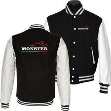 Monster Italian Motorcycles - College Jacket für Ducati Fans