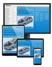 Ford Focus Diesel (05 - 11) 54 to 61 Haynes Online Manual