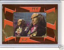 Star Trek TNG Season 5 S26 Foil card