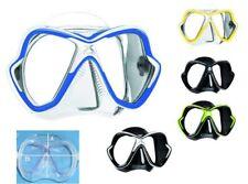 Mares X-Vision Silicon Tauchermaske Taucherbrille incl. Box / aktuelles Modell