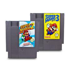 2 Nes Spiele Super Mario Bros. 2 + 3 Im Spieleset