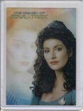 Woman of Star Trek Leading Ladies 9 card set