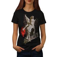 Anarquía Punk Ángel horror Mujeres T-shirt new   wellcoda