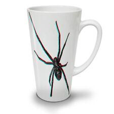Giant Spider Horror NEW White Tea Coffee Latte Mug 12 17 oz | Wellcoda