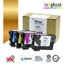 29XL compatible Rihac ink cartridges for Epson XP-235 XP-245 XP432 XP442 printer