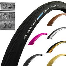 Schwalbe Delta Cruiser Draht 24x1 3/8 | 37-540 schwarz/weiß Fahrrad Reifen