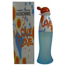 I Love Love Eau De Toilette Spray 3.4 Oz / 100 Ml
