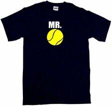 Mr Tennis Ball Mens Tee Shirt Pick Size Color Small-6XL