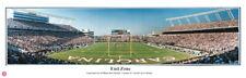 NCAA South Carolina Gamecocks Football End Zone Panoramic Poster Print 5002