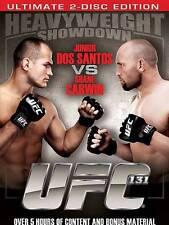 UFC 131: Dos Santos vs. Carwin (DVD, 2011, Ultimate 2-Disc Set)