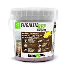 KERAKOLL FUGALITE resina in base alle macchie prova Stucco Ideale Per Le Piastrelle effetto legno 3kg