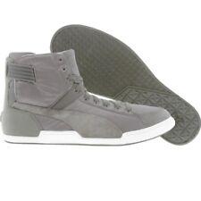 $250 Puma Urban Mobility Flyer Mid Nylon castlerock fashion shoes 350340-01