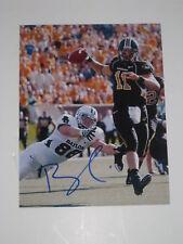 Blaine Gabbert Signed 8x10 Photo Missouri Football COA
