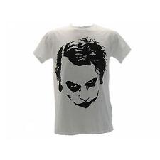 Camiseta Joker Cara En Blanco