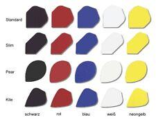 Dart Flight Nylon in verschiedenen Formen und Farben, Dart-Flys für Dart-Pfeile