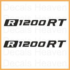 BMW R1200RT 2pcs Logo Decal Sticker M#1 - r 1200 rt