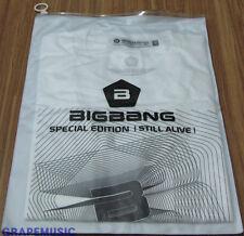 BIGBANG 2012 STILL ALIVE BR SHORT SLEEVE WHITE TYPE1 T-SHIRT YG OFFICIAL NEW
