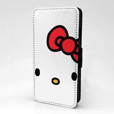 Hello Kitty flip case cover Pour Téléphone Portable-T1455