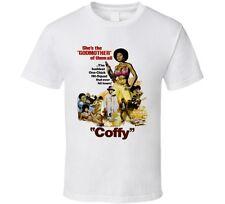 Coffy Pam Grier 70s Blaxploitation movie fan hip hop t shirt