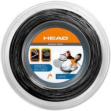 HEAD SONIC PRO 1,25mm o 1,30mm matassa 200m bianche o nere