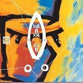 """SOUL II SOUL -""""VOL 2(1990 A NEW DECADE"""" -R&B-JAZZIE B-BRAND NEW CD 1992"""