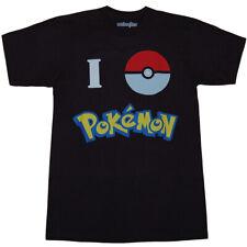 Pokemon: I Ball Pokemon T-Shirt New
