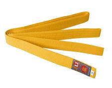 Ju-Sports Budo-Gürtel gelb, Karate, Judo, Ju-Jutsu, Taekwondo-Gürtel, BELT
