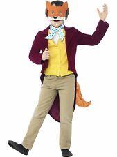 Kid's Roald Dahl Fantastic Mr Fox Children's Book Week Fancy Dress Costume