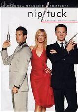 Nip/Tuck. La seconda stagione completa (2004) 6 DVD SIGILLATO SEALED