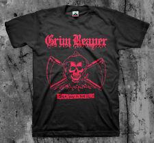 GRIM REAPER 'See You In Hell' T Shirt (NWOBHM Tank Venom Omen Motorhead)