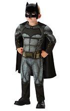 Batman Justice League Boy's Fancy Dress Costume