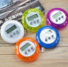 Clock Sport Timer Cool Countdown Digital 99 Minute LCD Kitchen  ( 5 Colour) W1E