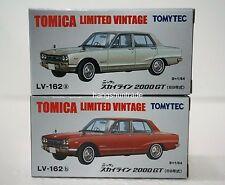 Tomytec Tomica Limited Vintage Lv-162 Nissan Skyline 2000Gt Vehicle Model