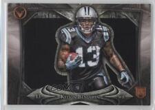 2014 Topps Valor Jumbo Relics #VJR-KB Kelvin Benjamin Carolina Panthers Card