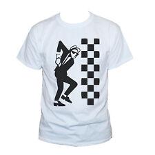 Two Tone Ska Reggae T shirt Specials Madness Unisex Top SIZES S M L XL XXL
