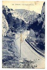 CPA 83 Var Toulon Les Gorges d'Ollioules