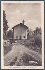 TORINO FORNO CANAVESE 04 S. BERNARDO Cartolina