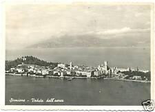 SIRMIONE - VEDUTA DALL'AEREO (BRESCIA) 1955